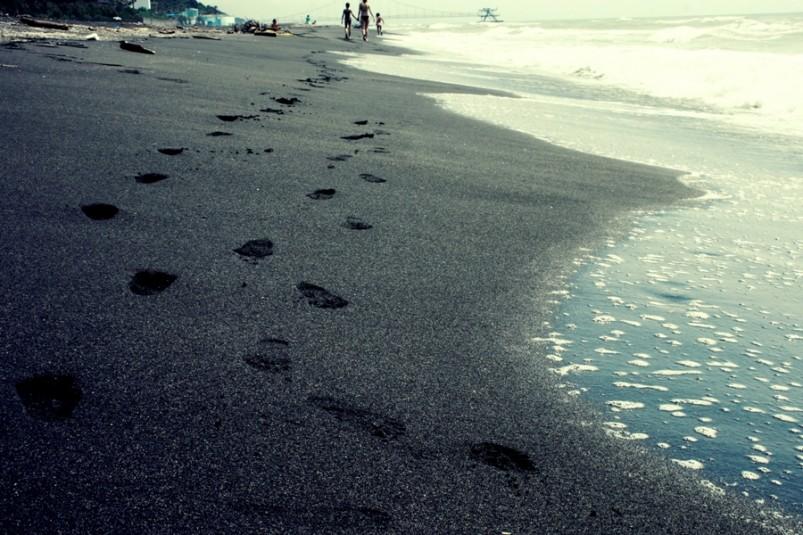 Уреки – черные пески Грузии