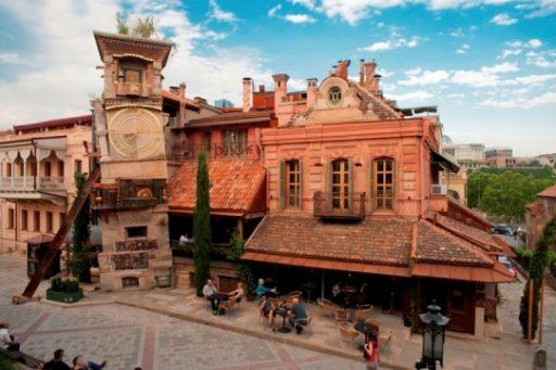 Театр Габриадзе: must visit!