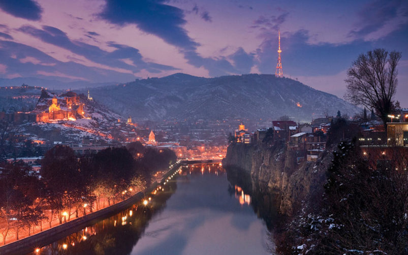 Новогодний тур в Тбилиси от $270 с человека