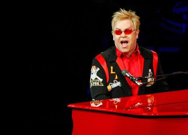 Элтон Джон даст концерт на сцене Black Sea Arena!