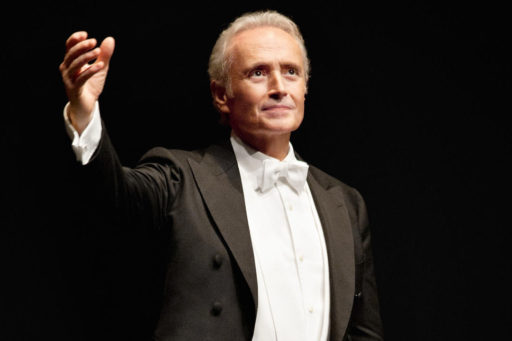 Хосе Каррерас даст концерт в Кутаиси
