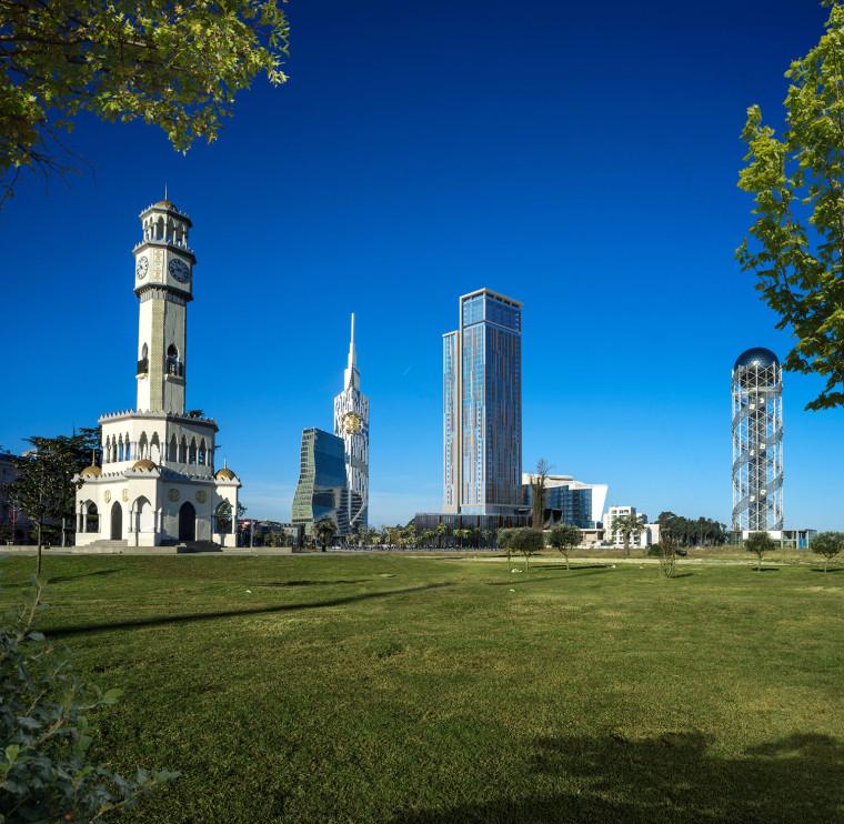 Porta Batumi Tower