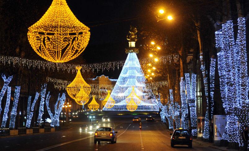 Новогодние рейсы из Киева и Одессы от $210